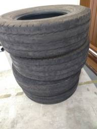 Pneu Sprinter, continental vanco. 118/116 r