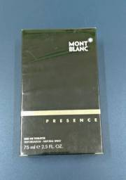 Perfume Mont Black Presence e Byzance