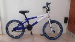 Bicicleta aro 20 alumínio cross
