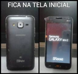 Celular Galaxy Win 2 com defeito