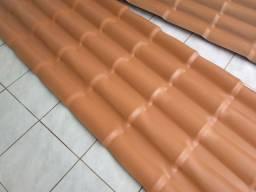 Telhas PVC Colonial Ecológico