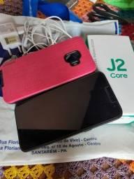 Samsung J2 core na caixa ,semi novo