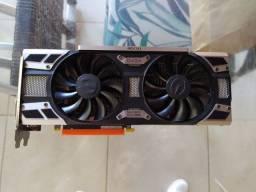 GTX 1080 SC EVGA