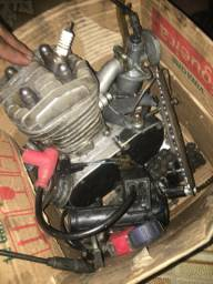 Kit motor 2 tempos completo 80 cc