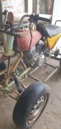 Projeto de quadriciclo