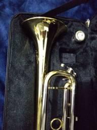Vendo trompete Eagle tr504 com bag