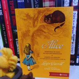 Alice, edição bolso luxo