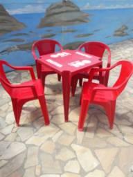 O6 jogos de cadeiras