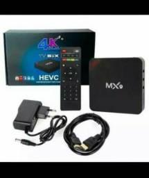 TV box mx9 4G 32G(entrega grátis para jp)