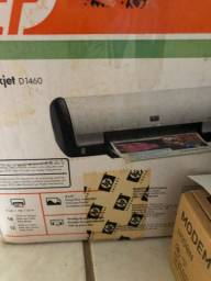 Impressora hora Deskjet d1460