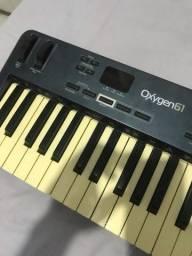 Controlador M-audio