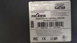 Monitor de Cristal LP 517