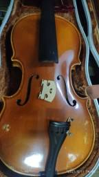 Violino antigo tamanho  1/2