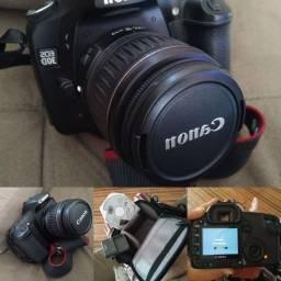 Câmera Canon EOS 30D 6x sem juros no cartão