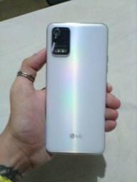 LG K62+ / 2 MESES DE USO / NEGOCIÁVEL