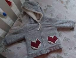 3 blusas de frio para bebês a partir dos 3 meses ..30,00 as 3 juntas