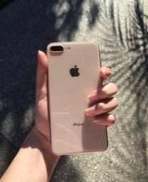 Iphone 8 plus 64gb de vitrine em 12 vezes SEM JUROS