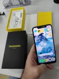 Pocophone F1 128GB - R$ 1.200,00 por R$ 1.100