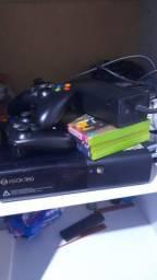 Xbox novo travado