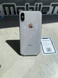 iPhone XS 256gb branco com bateria em manutenção