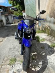 Moto Fazer 250; Fz25