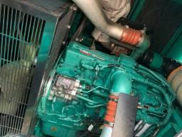 Gerador de energia- 175 Kva