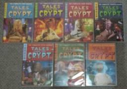 Contos da Cripta Série Completa - Dvd