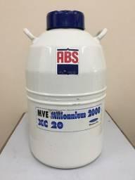 Botijão Nitrogênio Liquido