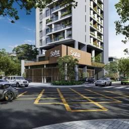COD 1-18 Lançamento no Manaira Solaz com área de lazer completa 1 e 2 quartos