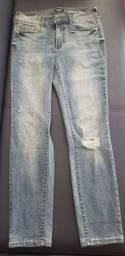 Calça Jeans Skinny Feminina Bebe