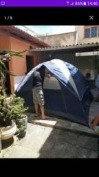Barraca camping nautika fênix 6