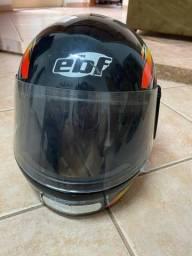 Capacete EBF tamanho 58