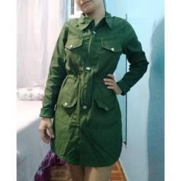 Jaqueta estilo parka