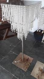 Suporte de cristal para decoração