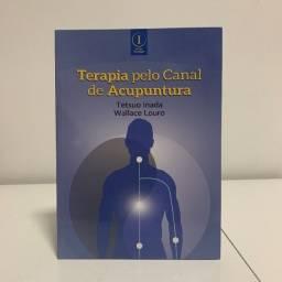 Livro - Terapia pelo Canal de Acupuntura - Tetsuo Inada