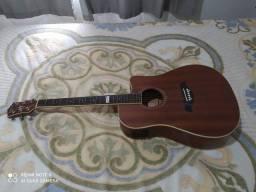 Vendo violão Tagima Kansas ou troco por teclado!!!