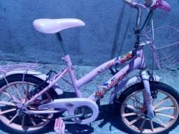 Bicicleta infantil pra vender logo 300