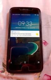 Motorola E4plus  ótimo estado de conservação.
