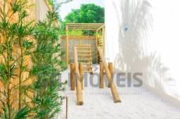 Apts com varanda e área de lazer na Massagueira a partir de R$ 175mil entrada e parc R$ 53