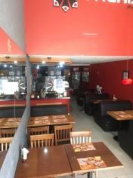 Restaurante em perfeito estado, com ótima localização - passo o ponto