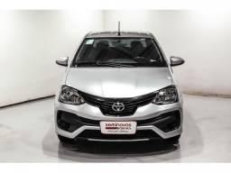 Toyota Etios 1.5 X PLUS 16V FLEX 4P MANUAL