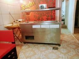 Expositora Fria para Sushi