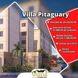 Apartamento com renda á partir de 1.600,00 em Maracanaú - Oportunidade