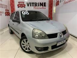 Renault Clio 2008 1.0 authentique 16v hi-flex 4p manual