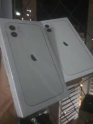 Iphone 11 256gb branco R$ 4.700 lacrado