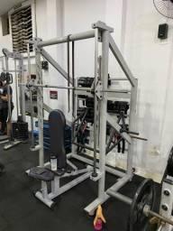 Título do anúncio: Academia - musculação - aparelhos