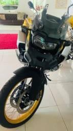 "MOTO BMW F850 GS Adventure ""40 years"" 2021"
