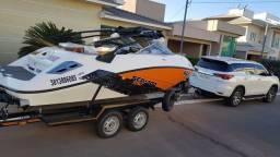Jet Boat Seadoo 180 sp Challenger<br>Motor 255 HP