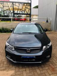 Raridade Civic 2013 roda aro20 baixo km aceito troca