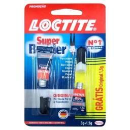 Título do anúncio: Cola super bonder adesivo instantâneo  Loctite 3G + 1,5G